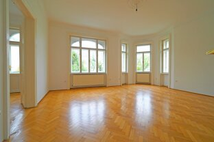 MODUL/BOKU-NÄHE | klassische 5-Zimmer-Altbauwohnung mit Balkon und Gartenmitbenützung