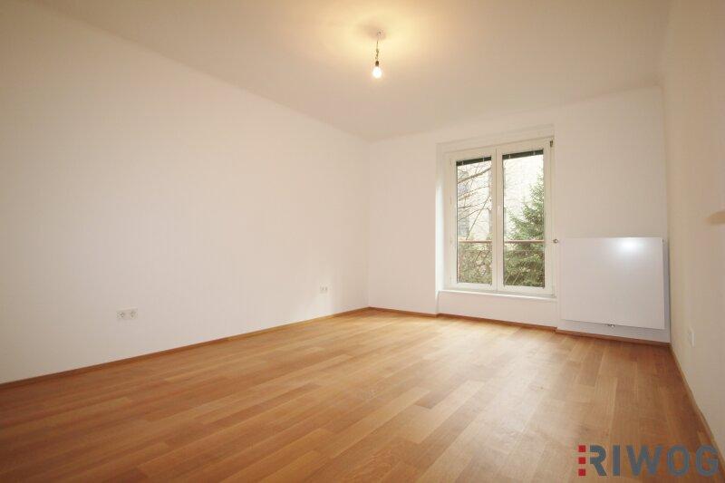 Komplett sanierte Neubauwohnung mit Blick in den begrünten Innenhof - WG-geeignet /  / 1050Wien / Bild 1