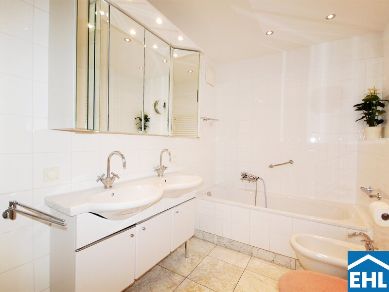 Sehr helle 3 Zimmer Wohnung mit Balkon in direkter Nähe zum Modenapark I Embassy Park: Light-flooded 3-room-apartment with balcony and immediate vicinity of the Modenapark /  / 1030Wien / Bild 8