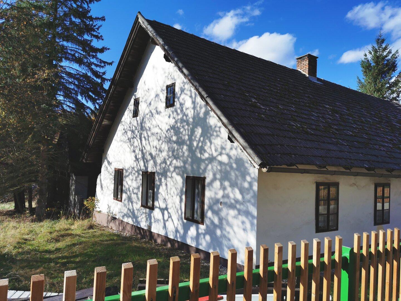 Bauernhaus im Waldviertel