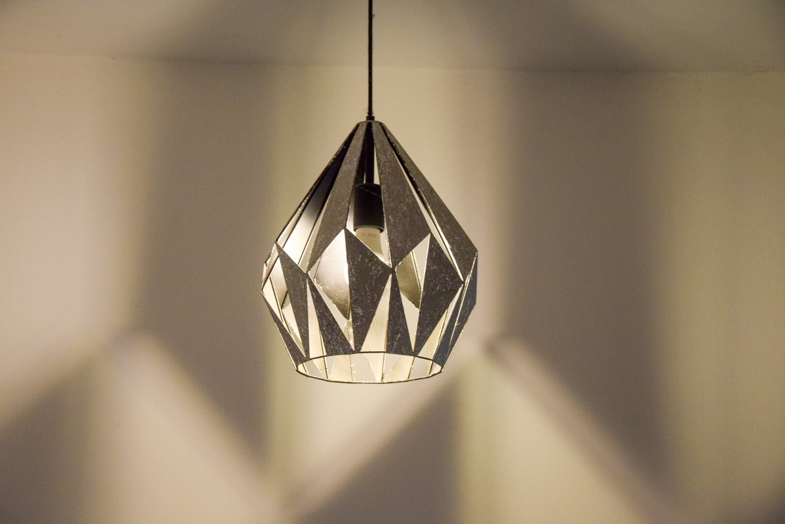 Vorzimmer-Lampe