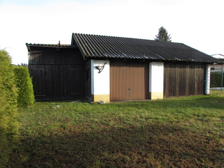 Garage und Lager