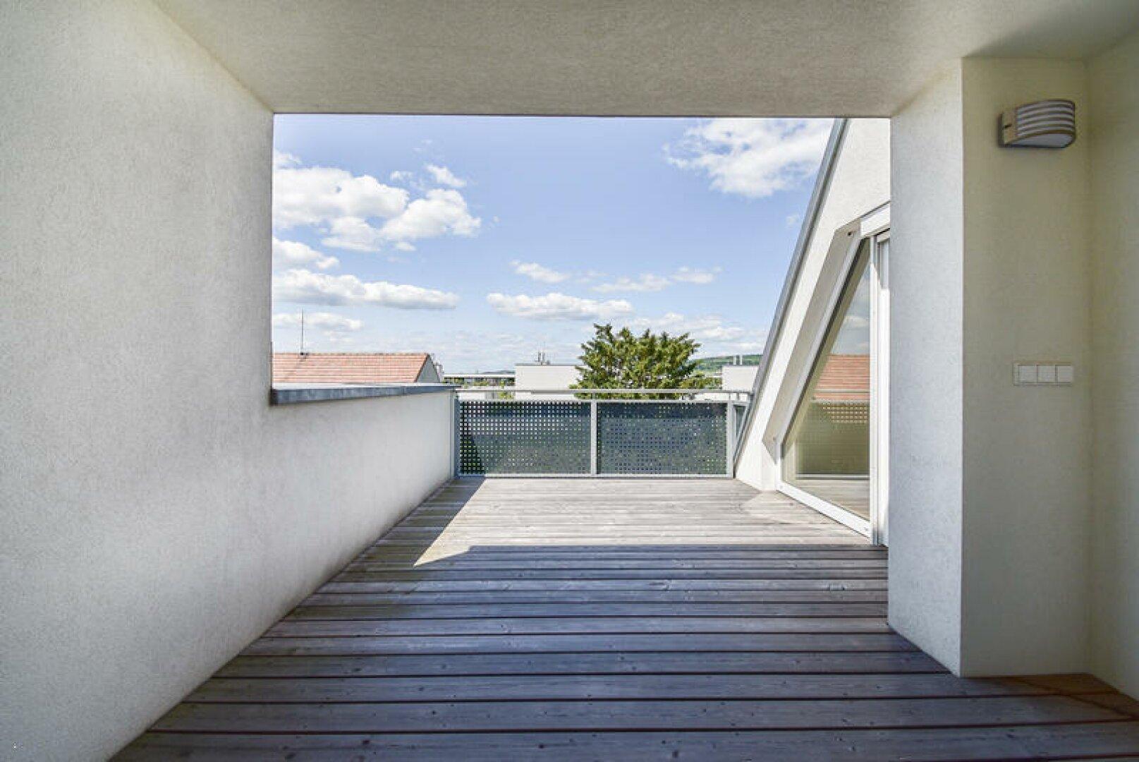 Terrasse / Loggia