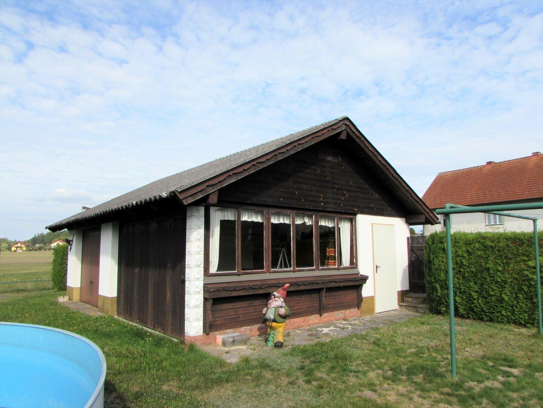 Gartenhaus für Feste