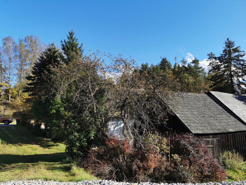 Waldviertler Haus mit Stadel