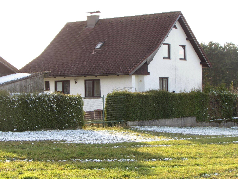 Haus Nähe Litschau mir großem Grund