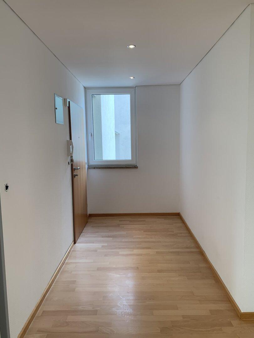 Eingangsbereich, Wohnungseingangstüre