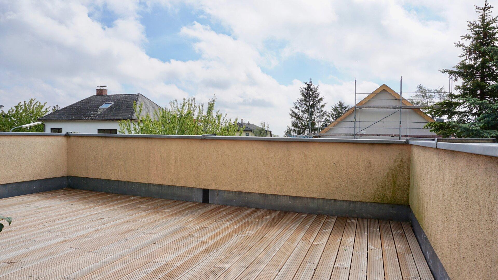 Terrasse - Zimmer 2 - 1.OG