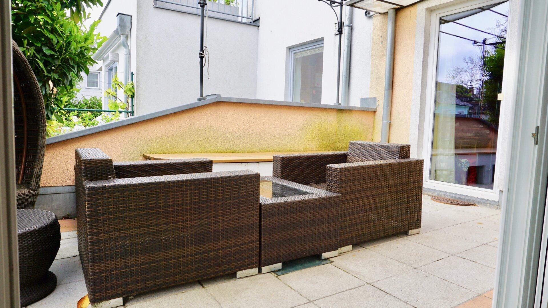 EG -Terrassenbereich