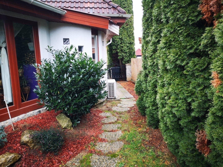 Eingang zum Garten