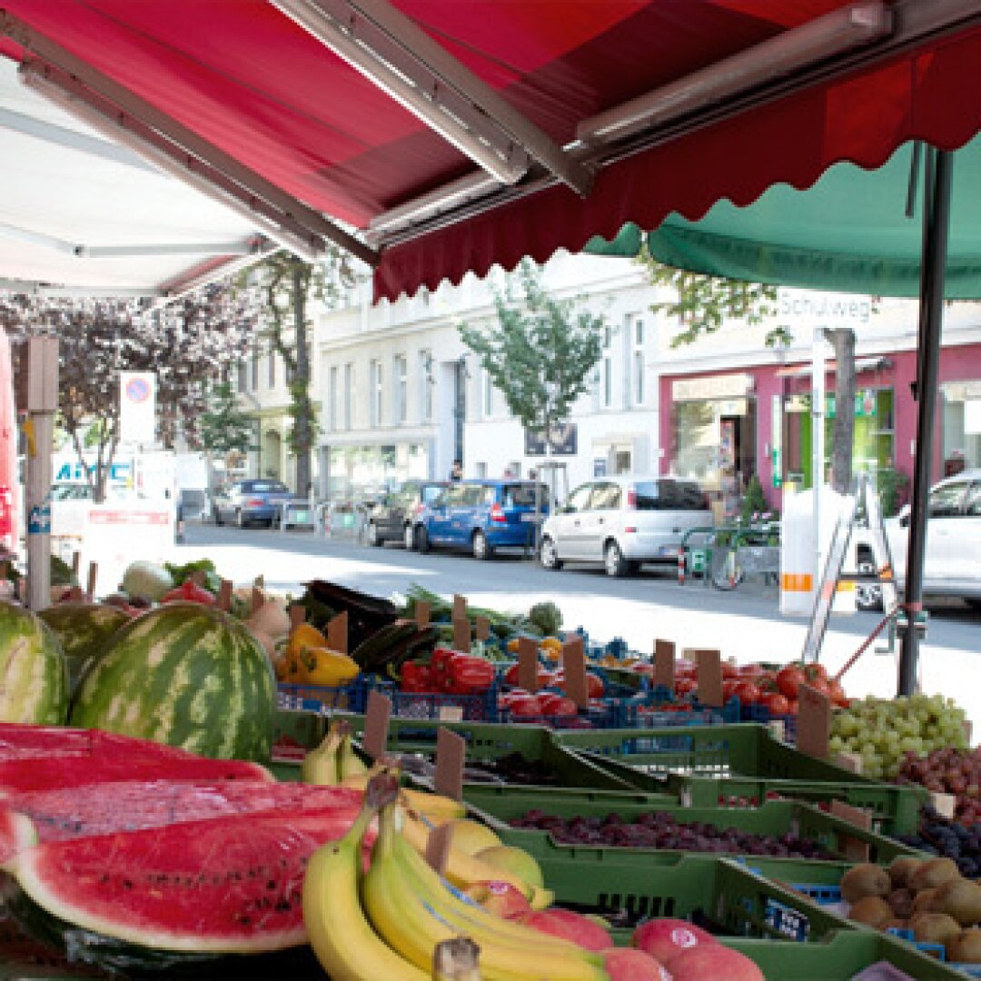 Umgebung Sonnbergmarkt