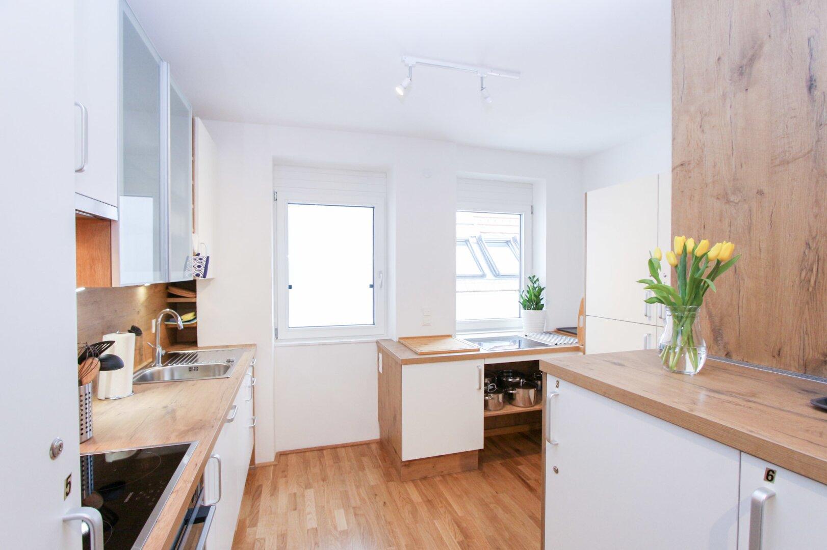 Co-Living Küche