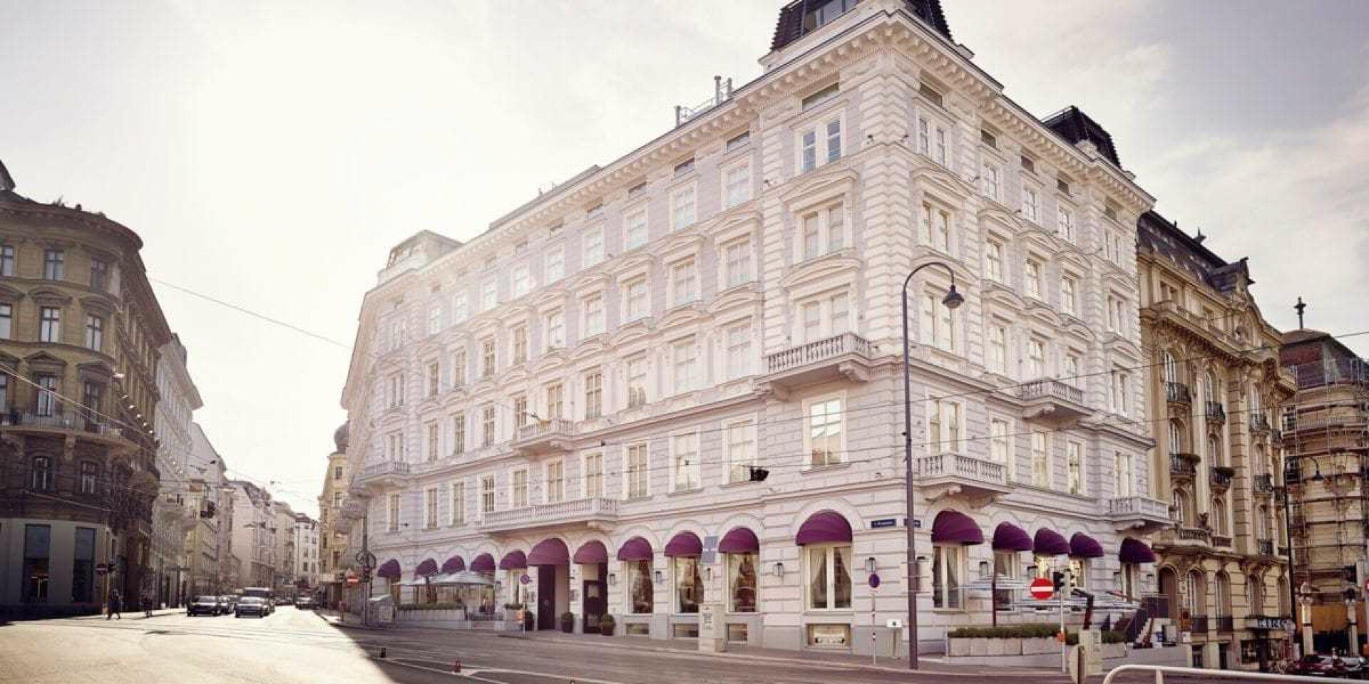 Hotel (Bildrechte Hotel SANS SOUCI)