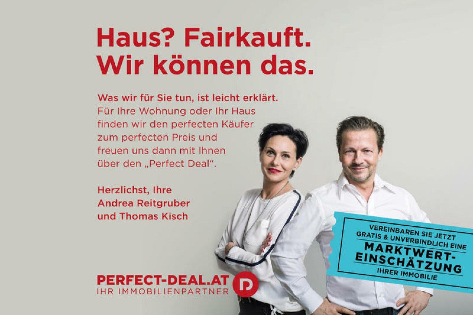 Wir fairkaufen auch Ihre Immobilie zum höchstmöglichen Preis!