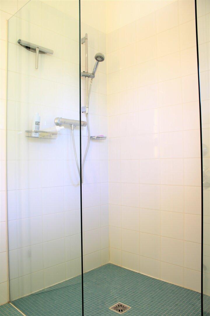 Dusche ebenerdig