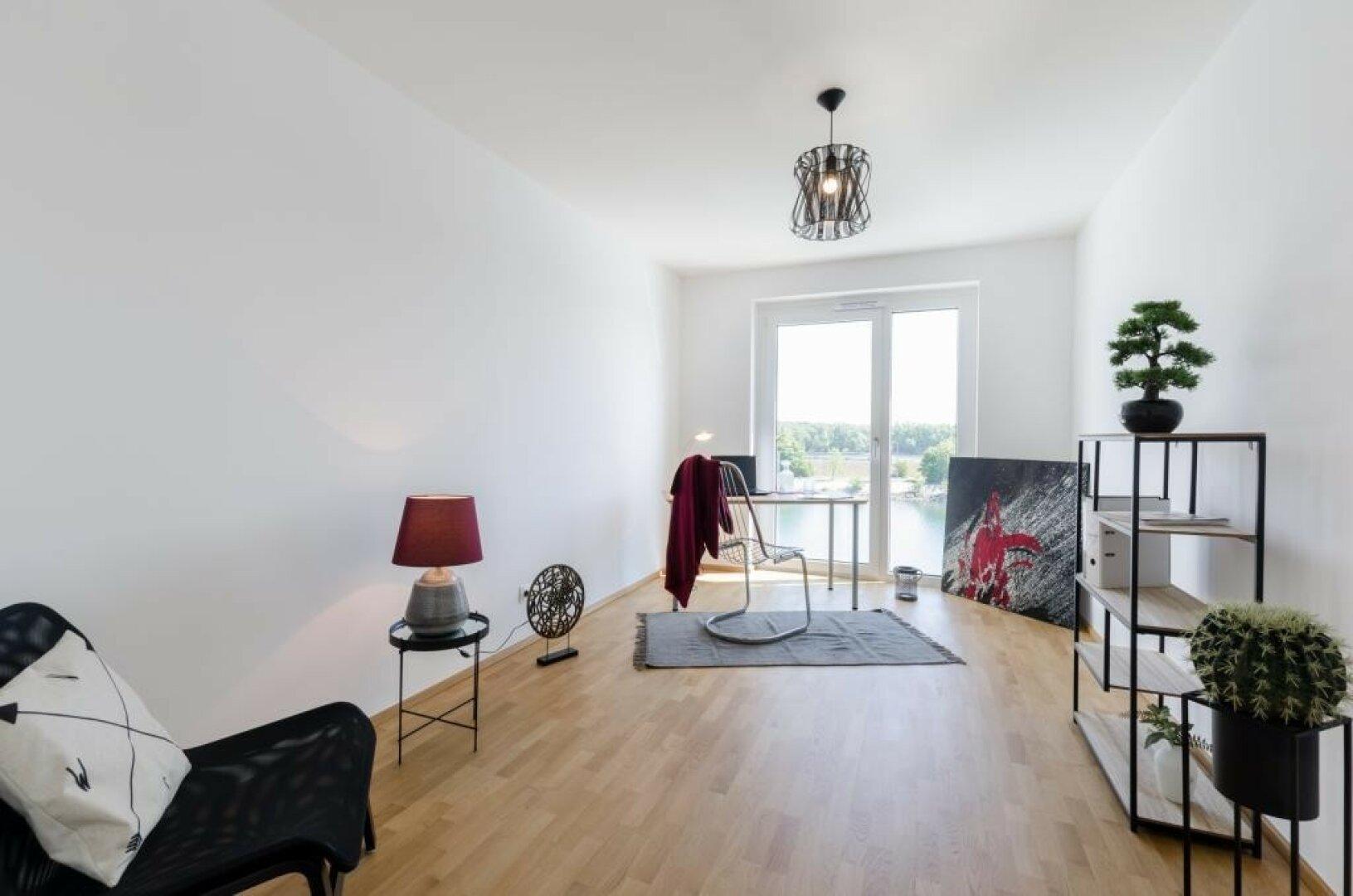 Zimmer 1 - Office