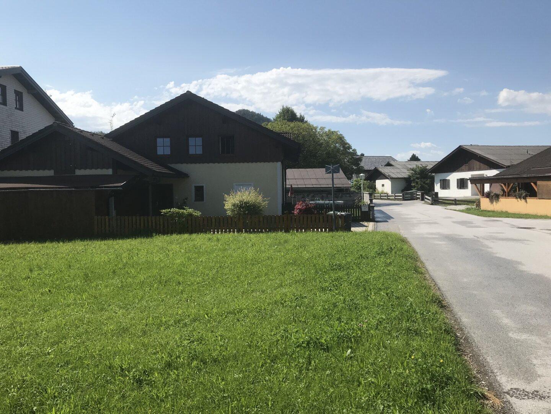Einfamilienhaus-Idylle