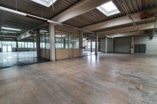 1.800 m² Hallen-/ Produktionsfläche in Bestlage (Nähe FH)