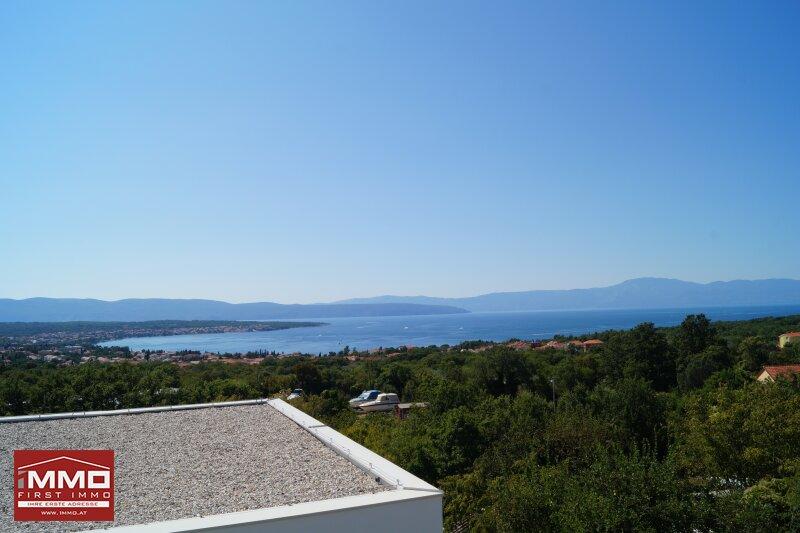 Design-Insel-Traumhaus mit Panorama-Blick auf die Kvarner Bucht /  / 51511Sveti Vid-Miholjice / Bild 13