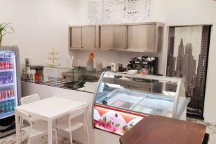 PROVISIONSFREI! Eissalon, Imbiss, zu vermieten/ verkaufen! Gastronomie erlaubt!