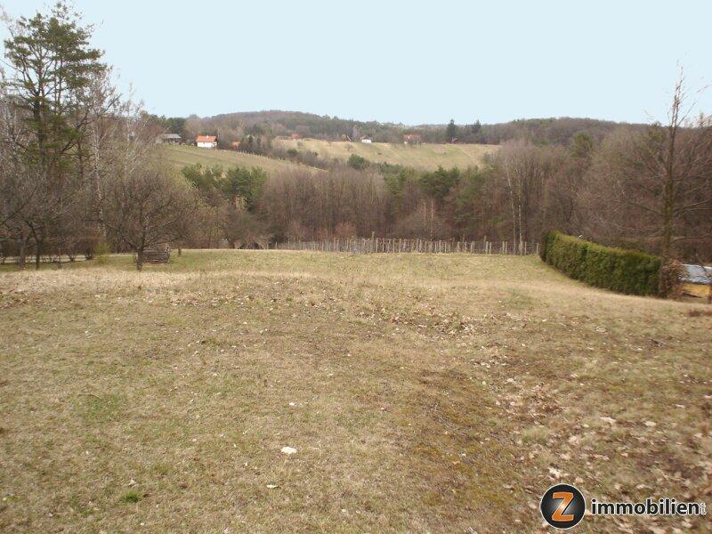 Tolles Baugrundstück im Weingebiet!