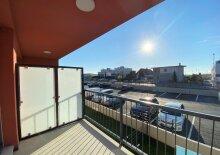 ERSTBEZUG: 2 Zimmer Neubauwohnung | Loggia | Einbauküche | inkl. PKW Stellplatz