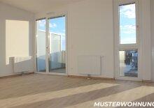 Zentrale 2-Zimmer Wohnung mit Loggia, provisionsfrei