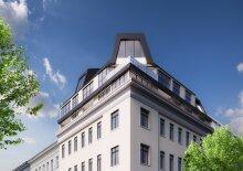 Hoch hinaus in Wien Margareten – Exklusive Dachgeschoß-Maisonette Traumwohnung, Panoramablick