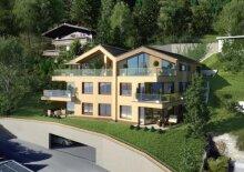 Zell am See: 3-Zimmer Luxus Wohnung, Investment über der Bergstadt