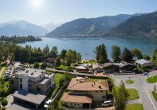 Zell am See / Thumersbach: PENTHOUSE 140 qm, unverbaubarer Seeblick