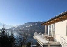 Panorama-Villa mit einzigartigem Genussblick auf den Zeller See