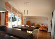 Zell am See - 3 Zimmer Penthouse Wohnung 103m², modern möbliert, 2 Terrassen + großer Balkon, Carport, Ruhelage!