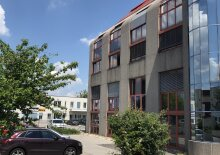 Attraktives Büro mit Terrasse, Nähe Richard-Strauß-Straße