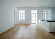 Erstbezug, Schlüsselfertig, Charmante 2-Zimmer Wohnung + Balkon (Hofseitig), Hoch-Exklusiv und Modern
