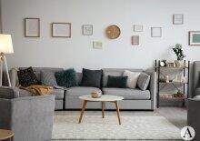 Für Familien: 3 Zimmerwohnung mitten in der Natur