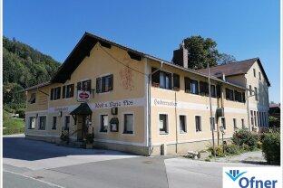 Geschichtsträchtiger Gasthof mitten im Wallfahrtsort Maria Lankowitz