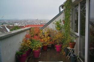Anlagewohnung im Dachgeschoss  große Terrasse Fernblick