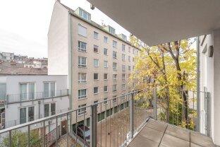 IM HERZEN MARIAHILFS - ruhiges 2 Zimmer-Apartment mit Balkon (Mollardgasse)
