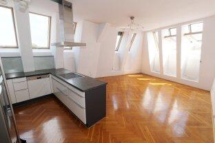 FLORIDSDORF AM SPITZ 87 m² Dachterrassenwohnung (3-Zimmer) mit 62 m² Dachterrasse 360°Ausblick