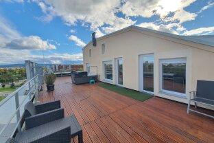 Traumhafte Penthouse-Wohnung in Wr.Neustadt