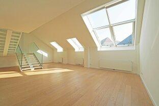 BURGTHEATER - LÖWELSTRASSE | moderne 4-Zimmer-DG-Maisonette mit Terrasse | ERSTBEZUG