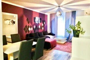 Vollausgestattes& möbliertes Familienoder WG4-Zimmer Wohnung-Apartment - Nähe Quellenstraße!