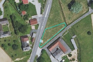Grundstück in Olbendorf