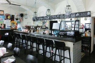 Café/Bar in sehr guter Lage in der Josefstadt sucht Nachfolger