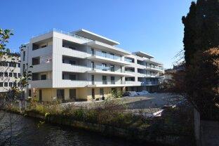 Gartenwohnung im  Neubauprojekt Mühlbachhof - Top 1 mit  3 Zimmer,   Terrasse und Eigengarten