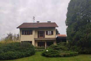 Zentral gelegenes Haus mit parkähnlichem Garten kurzzeitig zu vermieten