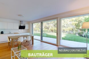 Living Neustift | Erstbezug | 140 m² Eigengarten | Ziegel-Massiv | Top Lage | qualitative & hochwertige Ausstattung