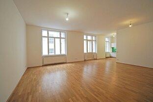 TABORSTRASSE | großzügige 4-Zimmer-Altbauwohnung Nähe Schwedenplatz