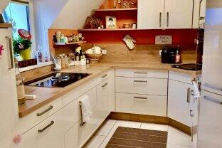Helle und großzügige 2-Zimmer-Wohnung mit Untersbergblick