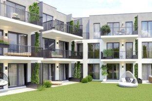 Exquisite Neubau-Eigentumswohnungen